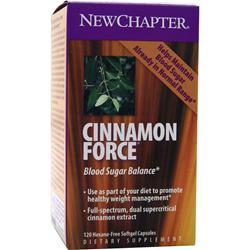 NEW CHAPTER Cinnamon Force 120 sgels