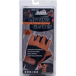 Schiek Sports Lifting Gloves Power Series Medium 2 glove