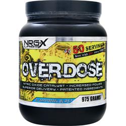 NRG-X LABS Overdose Blue Raspberry Blast 975 grams