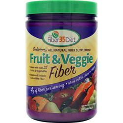 Renew Life The Fiber35Diet - Fruit & Veggie Fiber 9.5 oz