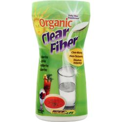 RENEW LIFE Organic Clear Fiber 9.5 oz