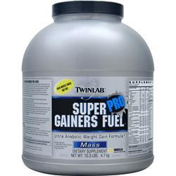 TWINLAB Super Gainers Fuel Pro Vanilla 10.3 lbs
