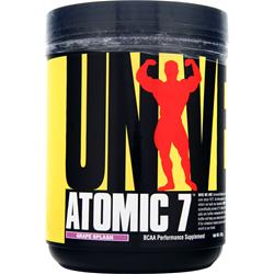 Universal Nutrition Atomic 7 Grape Splash 412 grams