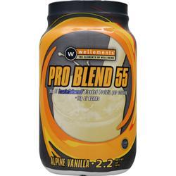 HDT Pro Blend 55 Alpine Vanilla 2 lbs
