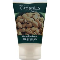DESERT ESSENCE Organics Foot Repair Cream Pistachio 3.5 fl.oz