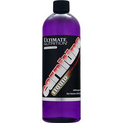 ULTIMATE NUTRITION Carnitine Liquid 12 fl.oz