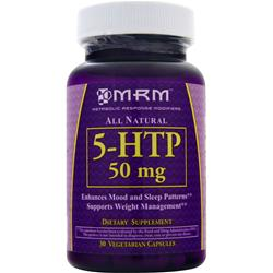 MRM 5-HTP (50mg) Best by 9/14 30 vcaps