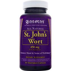 MRM St. John's Wort (450mg) 60 vcaps