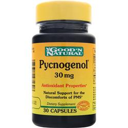 GOOD 'N NATURAL Pycnogenol (30mg) 30 caps