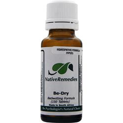 Native Remedies Be-Dry 150 tabs