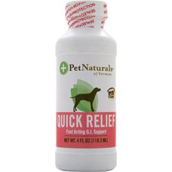 Pet Naturals Of Vermont Quick Relief for Cats 4 fl.oz