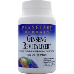 Planetary Formulas Ginseng Revitalizer 90 tabs