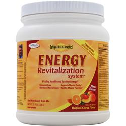 Enzymatic Therapy Energy Revitalization System Tropical Citrus 729 grams