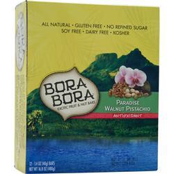 BORA BORA Bora Bora Bar Paradise Walnut Pistachio 12 bars