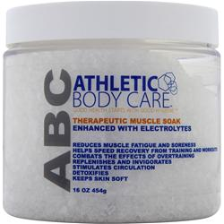 Athletic Body Care Therapeutic Muscle Soak 16 oz
