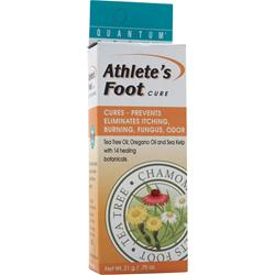 QUANTUM Athlete's Foot Cure 21 grams
