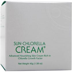 SUN CHLORELLA Sun Chlorella Cream 45 grams