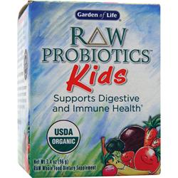 Garden Of Life Raw Probiotics Kids on sale at AllStarHealthcom