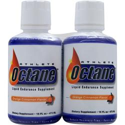 ENDURANCE RESEARCH LABS Athlete Octane TwinPack 32 fl.oz