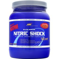SNI Nitric Shock Fruit Punch 600 grams