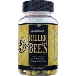 Hypergenetic Labs Killer Bees 90 caps