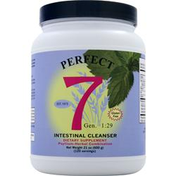 AGAPE HEALTH PRODUCTS Perfect 7 Intestinal Cleanser Powder 600 gr