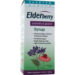 QUANTUM Elderberry Syrup 4 fl.oz