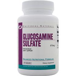 Universal Nutrition Glucosamine Sulfate (675mg) 50 caps