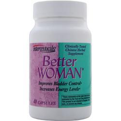 Interceuticals Better Woman 40 caps