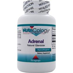 NUTRICOLOGY Adrenal 75 vcaps
