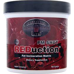 CONTROLLED LABS REDuction PM Shot Apple Cinnamon 65 grams