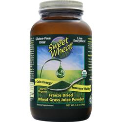 SWEET WHEAT Freeze Dried Wheat Grass Juice Powder 90 grams