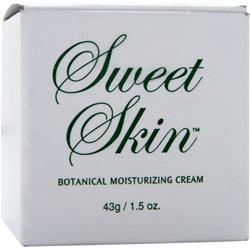 SWEET WHEAT Sweet Skin - Moisturizing Cream 1.5 oz