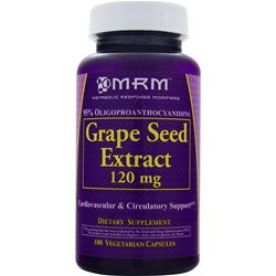 MRM Grape Seed Extract (120mg) 100 vcaps