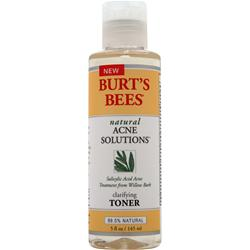 BURT'S BEES Natural Acne Solutions Clarifying Toner 5 fl.oz