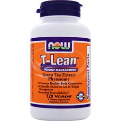 Now T-Lean Weight Management 120 vcaps