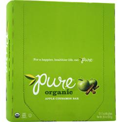 PROMAX Pure Organic Bar AppleCinnamon 12 bars