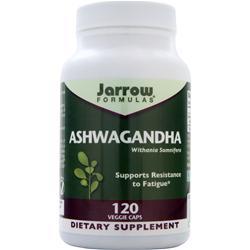 JARROW Ashwagandha - Withania Somnifera 120 vcaps