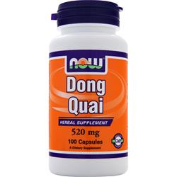 NOW Dong Quai (520mg) 100 caps