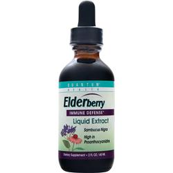 QUANTUM Elderberry Immune Defense Liquid Extract 2 oz