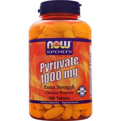 Now Pyruvate (1000mg) 180 tabs