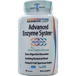 RAINBOW LIGHT Advanced Enzyme System 180 vcaps