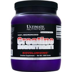 ULTIMATE NUTRITION Creatine Monohydrate 1000 grams
