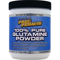 WORLDWIDE SPORTS 100% Pure Glutamine Powder 1.1 lbs