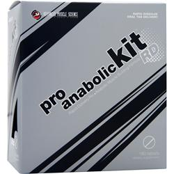 Advanced Muscle Science Pro Anabolic Kit - RD 180 tabs
