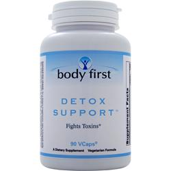 BODY FIRST Detox Support 90 vcaps
