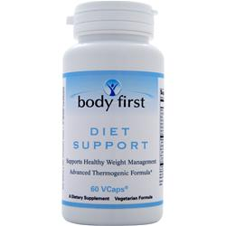 Body First Diet Support 60 vcaps