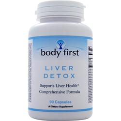 Body First Liver Detox 90 caps