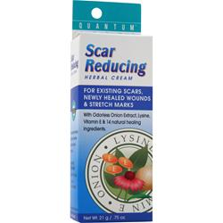 QUANTUM Scar Reducing Herbal Cream 21 grams