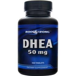 BODYSTRONG DHEA (50mg) 360 tabs